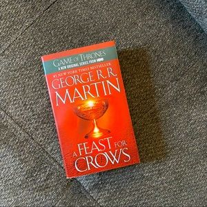 A Feast for Crows Book 4 Game of Thrones Series
